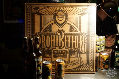 Prohibition Brewing Co. on Vancouver Craft Beer Week 2014 opening