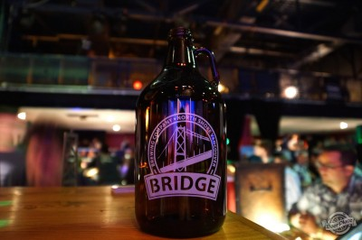 Bridge Brewery on Vancouver Craft Beer Week 2014 opening