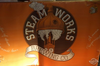 Steam Works Brewery on Vancouver Craft Beer Week 2014 opening