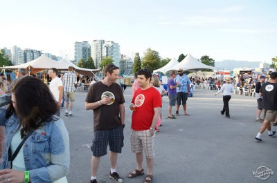 Vancouver Craft Beer Week: Beer Festival Day #1. June 6