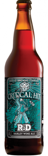 Ninkasi Critical Hit Barley Wine