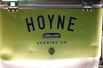 Hoyne Brewing Co. on Vancouver Craft Beer Week 2014 opening