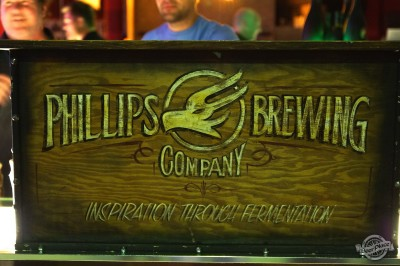Phillips Brewing Co. on Vancouver Craft Beer Week 2014 opening