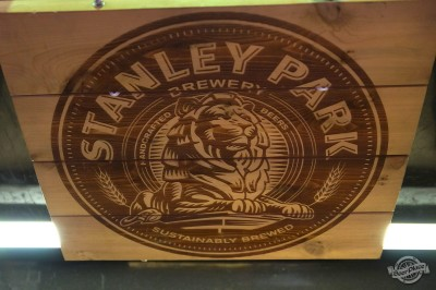 Stanley Park Brewery on Vancouver Craft Beer Week 2014 opening