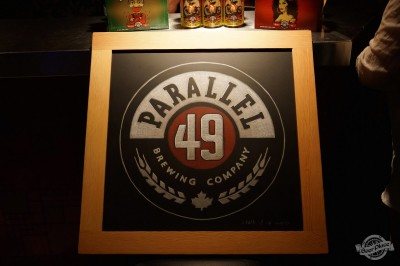 49 Parallel Brewery on Vancouver Craft Beer Week 2014 opening