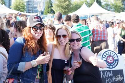 Vancouver Craft Beer Week: Beer Festival, Day #2. June 7